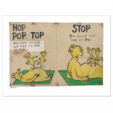 917179 Hop Pop Top Diptych
